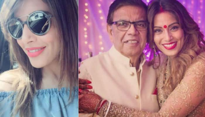 Daddy's girl! Bipasha Basu showers birthday wishes on papa dearest! – View pic
