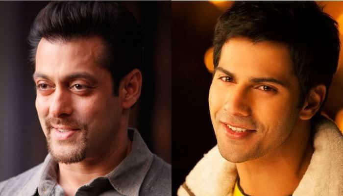 Salman Khan 'raped woman' remark: Varun Dhawan's reaction is the most quintessential one!