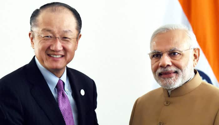 India a bright spot, pleased with progress under PM Modi: World Bank chief