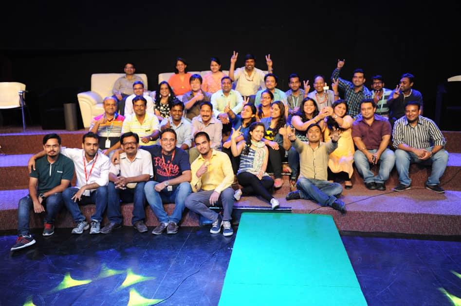 Zeenews.com team celebrates its success - Thank you viewers!