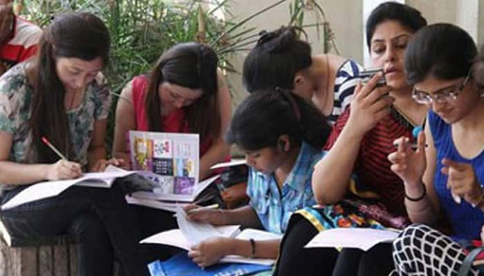 First day of admissions at DU marred by confusion