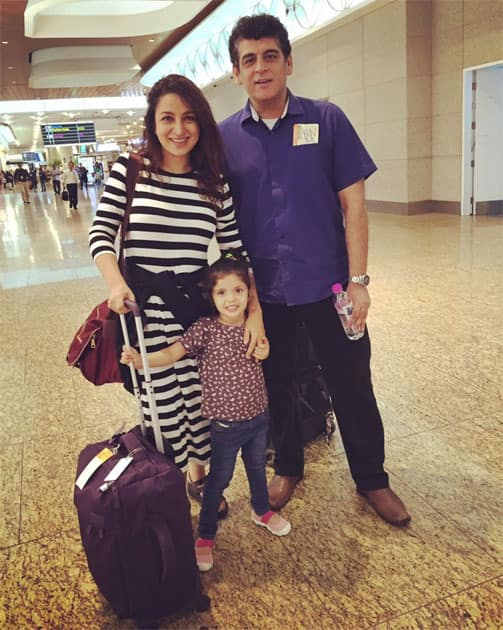We are going on an (almost)summer holiday.. - Tisca Chopra