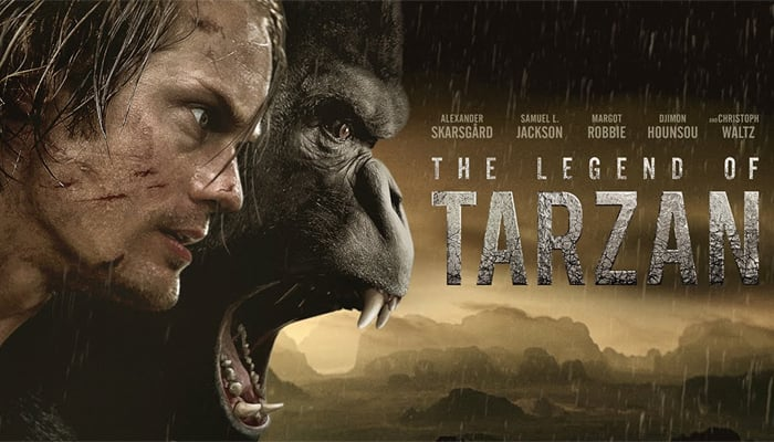The Legend Of Tarzan movie review: Light on adventure