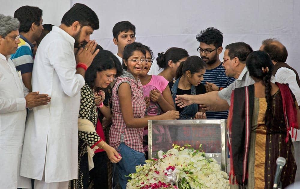 Relatives of Tarishi Jain
