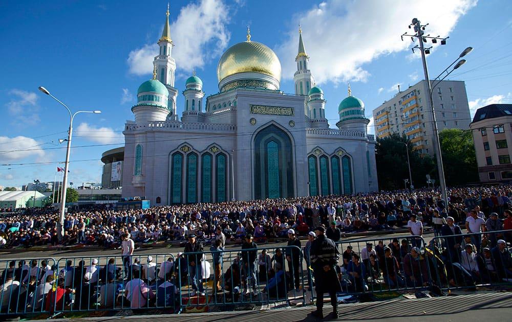 Russia Eid al-Fitr