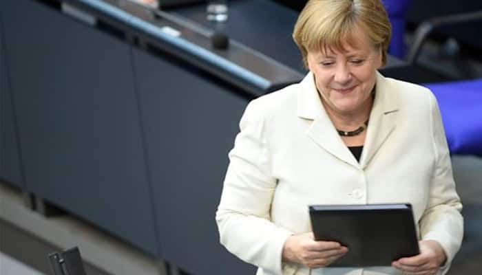 Russian actions caused `loss of trust` with NATO: Merkel