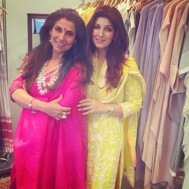 #QueenOfCool #Swag- Twinkle Khanna