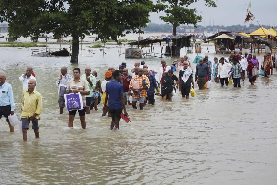 Flood in Allahabad