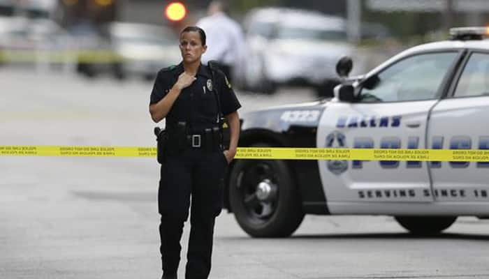 Police across US patrolling in pairs after ambush attacks