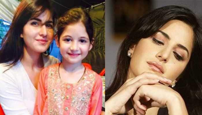 'Bajrangi Bhaijaan' child artist Harshaali Malhotra wishes 'aunty' Katrina Kaif on her Bday, gets trolled!