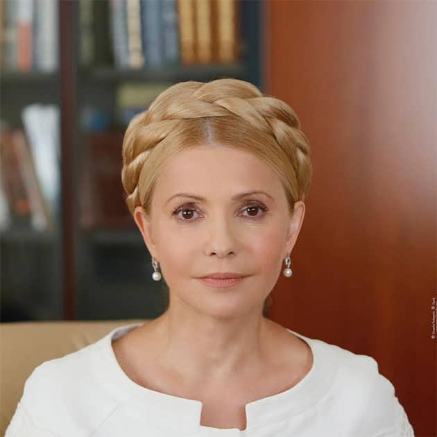 Yulia Tymoshenk