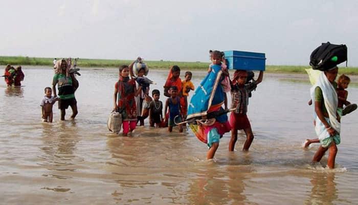 Flood wrecks havoc in Bihar, Assam; more than 40 dead, lakhs affected