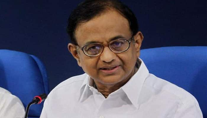 Chidambaram rejects FM Jaitley's remarks over inflation