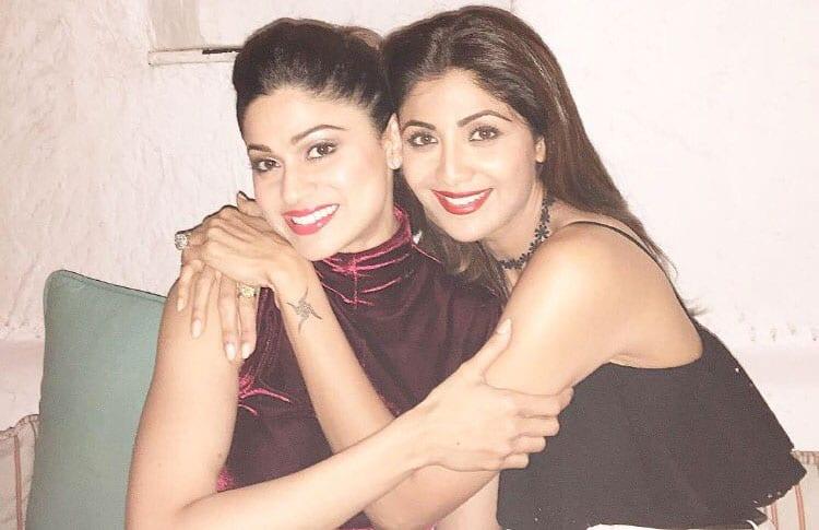 Thursday night out with Munki- Shamita Shetty