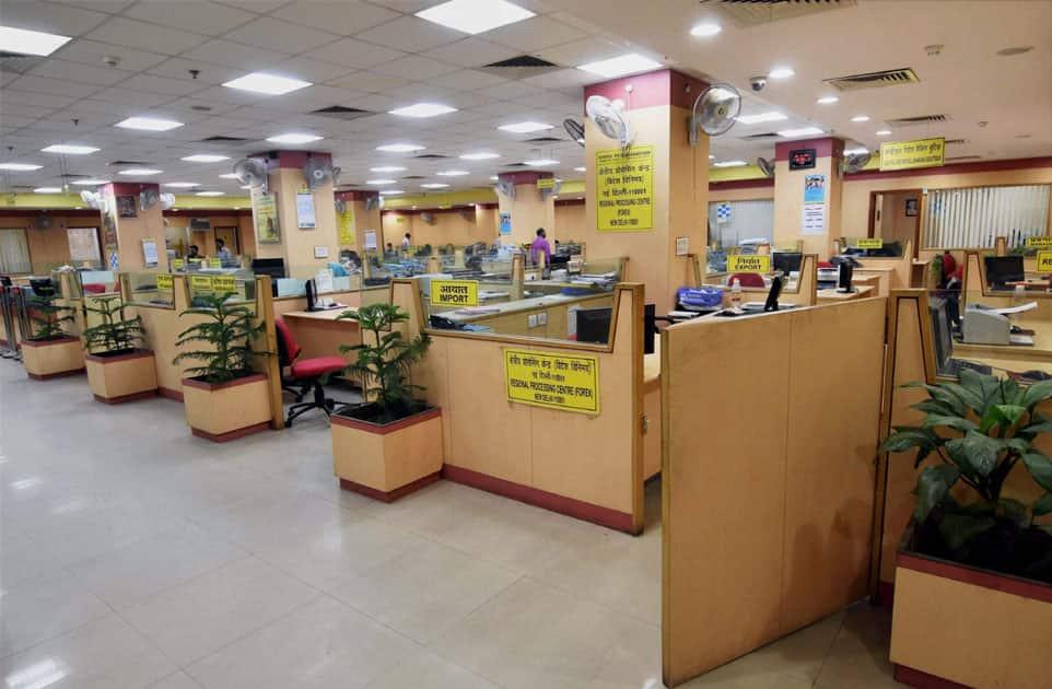 bank employees go on strike