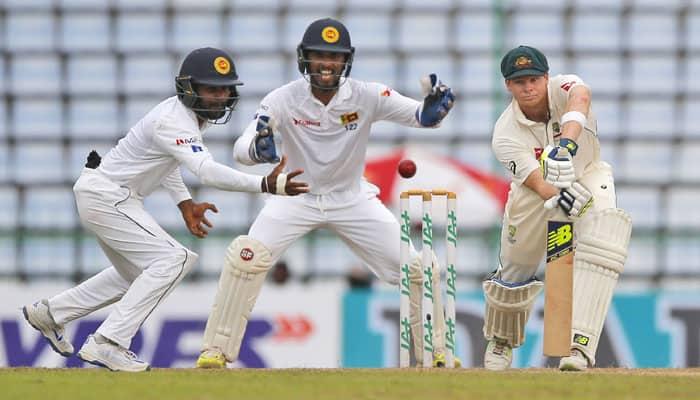 Sri Lanka vs Australia, 1st Test: Hosts have edge as rain halts Aussie chase on Day 4