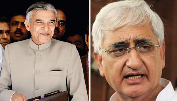 Court dismisses FIR plea against Khurshid, Bansal