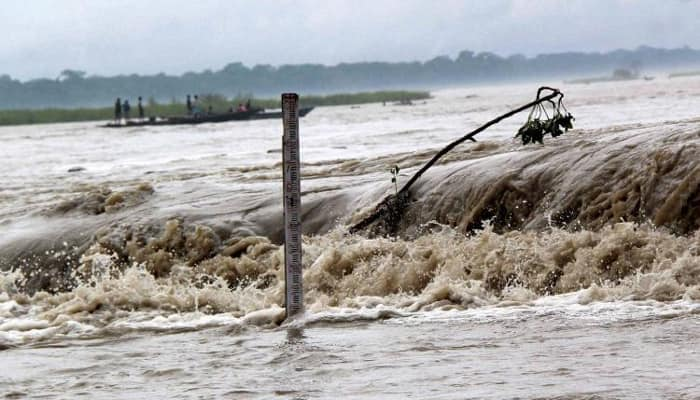 Assam reels under flood fury; 19 lakh affected