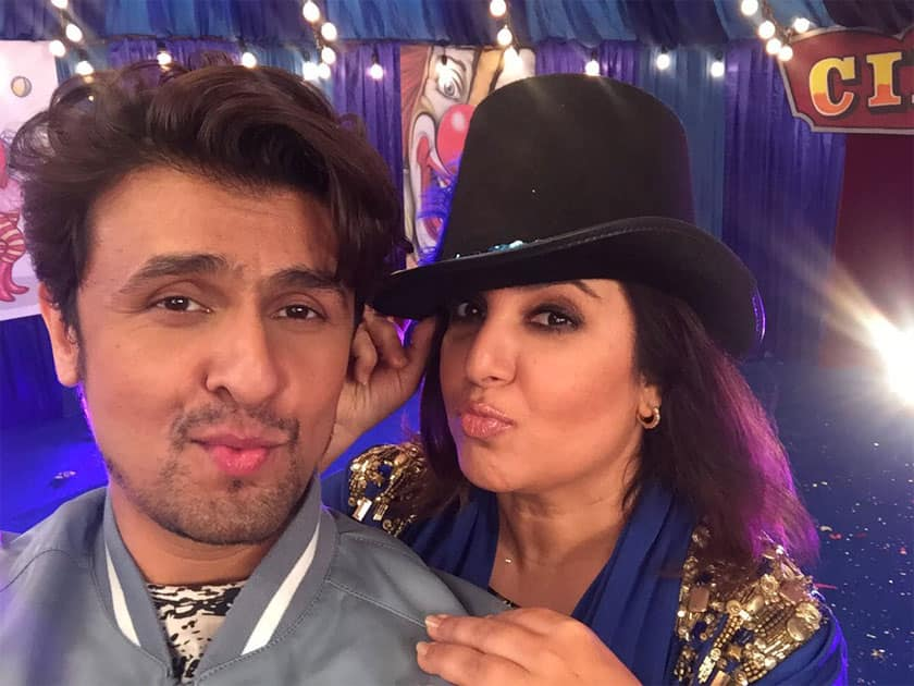 N happiest bday to my dearest- Farah Khan
