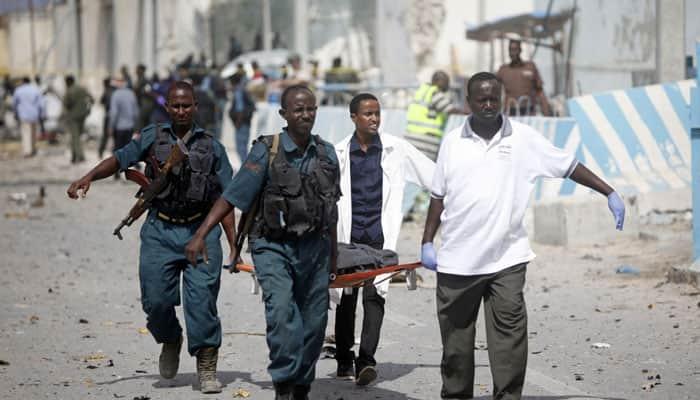 Suicide car bomb hits CID headquarters in Somalia: Police