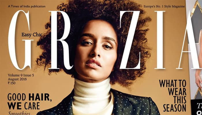 Spilling 90's magic! Shraddha Kapoor's '9-5 affair' is covering Grazia August issue