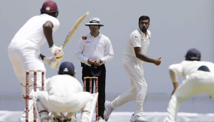 Stat Attack, Starring Ashwin: Awesome facts from Day 1 of West Indies-India 2nd Test