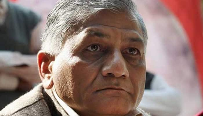 Gen VK Singh to visit Saudi Arabia to assess food crisis faced by Indians