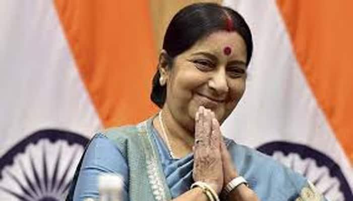 Govt making all efforts to bring back 10,000 Indian workers from Saudi Arabia: Sushma Swaraj