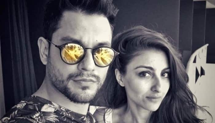 Soha Ali Khan's lip-lock with hubby  Kunal Kemmu will give you major relationship goals! – Pic inside