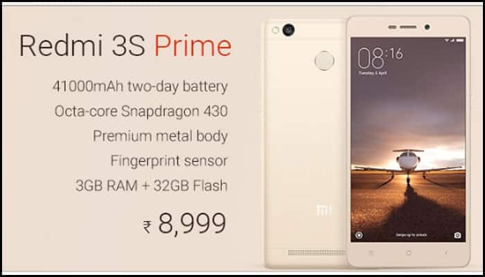 Xiaomi Redmi S3 Prime: Features, price and more