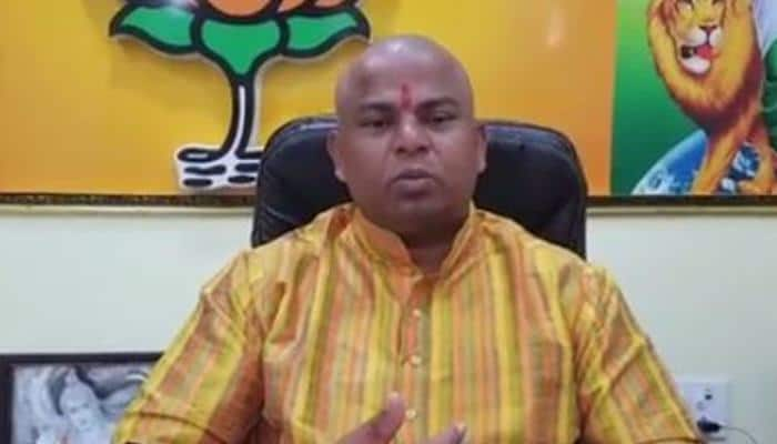 Hyderabad: Case registered against BJP MLA Raja Singh for his ''anti-Dalit'' remarks