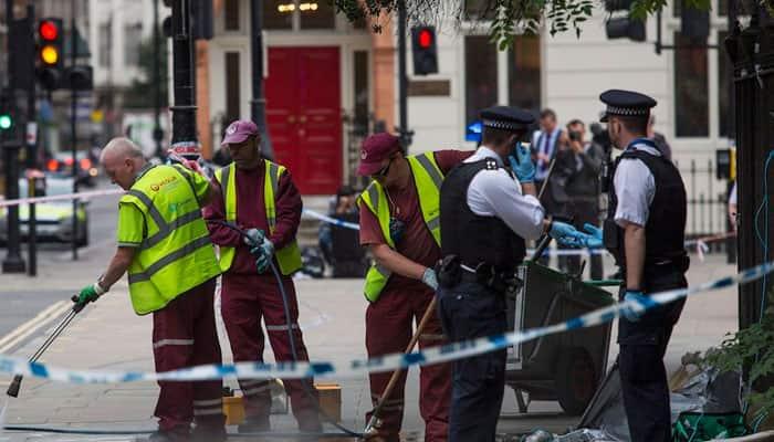 London knife attacker described as a 'quiet, nice' schoolboy