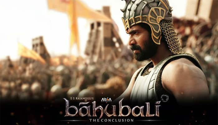 'Baahubali - The Conclusion' to release in April 2017