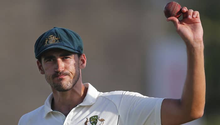 To become even 50% of Wasim Akram would be a great success: Mitchell Starc