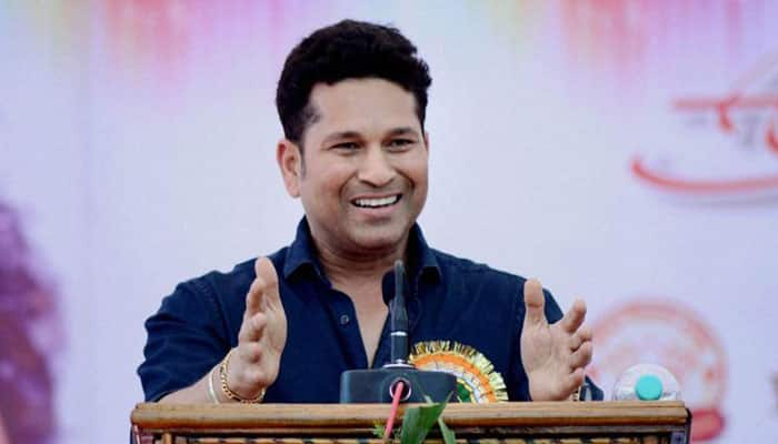 Christ the Sachin Tendulkar! Rio Olympics fever catches the Master Blaster – See what is he up to..