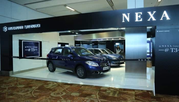 Maruti inaugurates MyNEXA Concierge Lounge at IGI airport