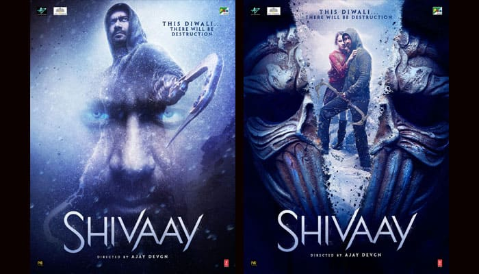 Know why Ajay Devgn directed 'Shivaay'