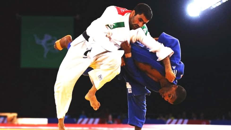Judo: Avtar Singh