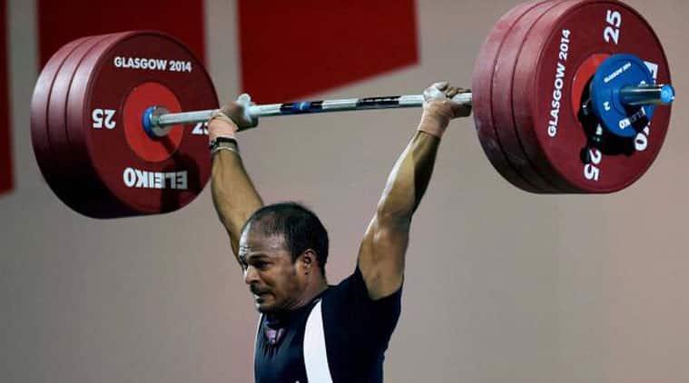 Weightlifting: Sathish Sivalingam