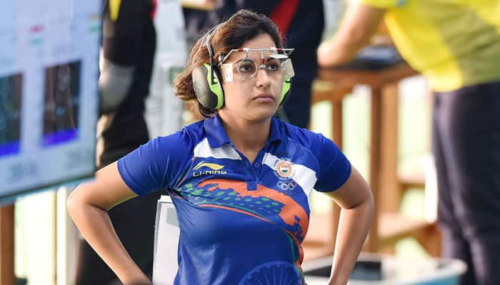 Shooter Heena Sidhu misses out on final berth