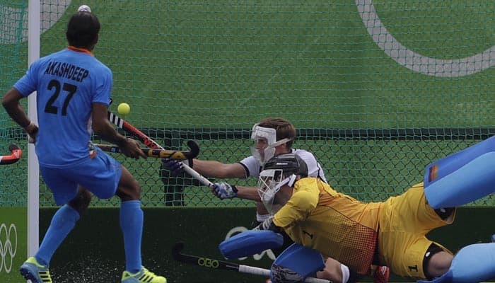 Rio Olympics Men's Hockey: India defeated 2-1 by Netherlands, yet qualify for quarter-finals