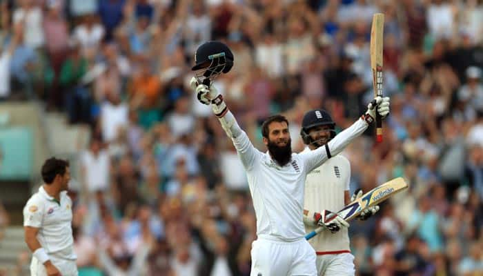 England Vs Pakistan: Moeen Ali's 3rd test century does the revival work for England