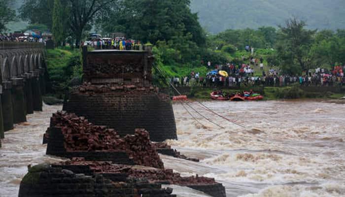 Mahad bridge collapse: Wreckage of second bus found