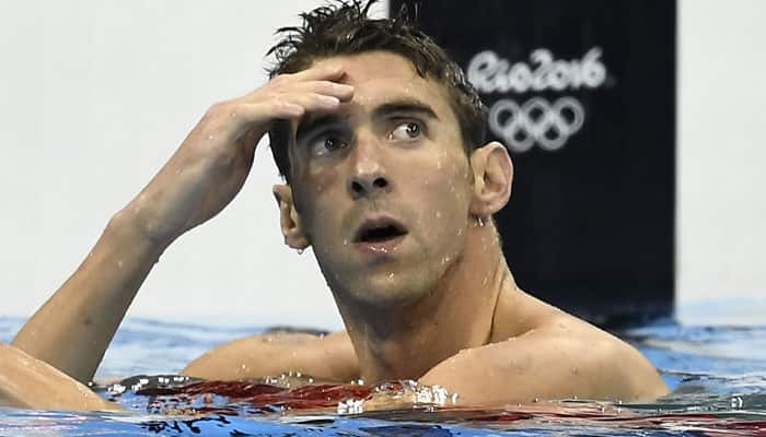 Leonidas of Rhodes vs Michael Phelps: American swimmer breaks 2000-year-old Olympic record