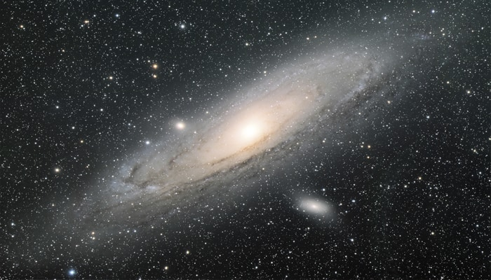 Minute fraction of your suntan comes from beyond our galaxy