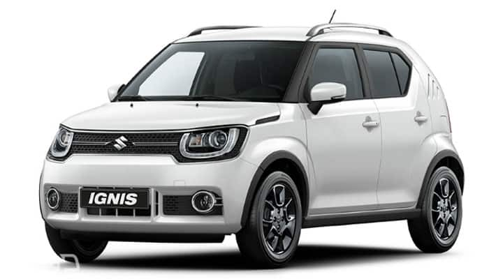 India-bound Suzuki Ignis and S-Cross Facelift to appear at 2016 Paris Motor Show
