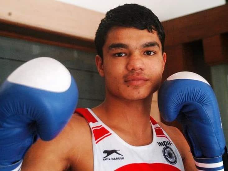 Boxing: Vikas Krishnan