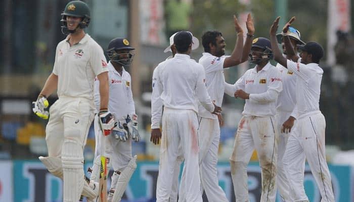 Rangana Herath thwarts Aussies after Steven Smith and Shaun Marsh score tons
