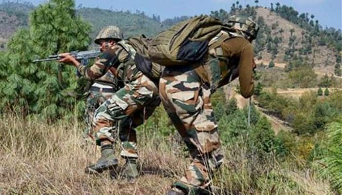 Massive manhunt launched in J&K's Samba after locals report about four armed terrorists in army fatigues