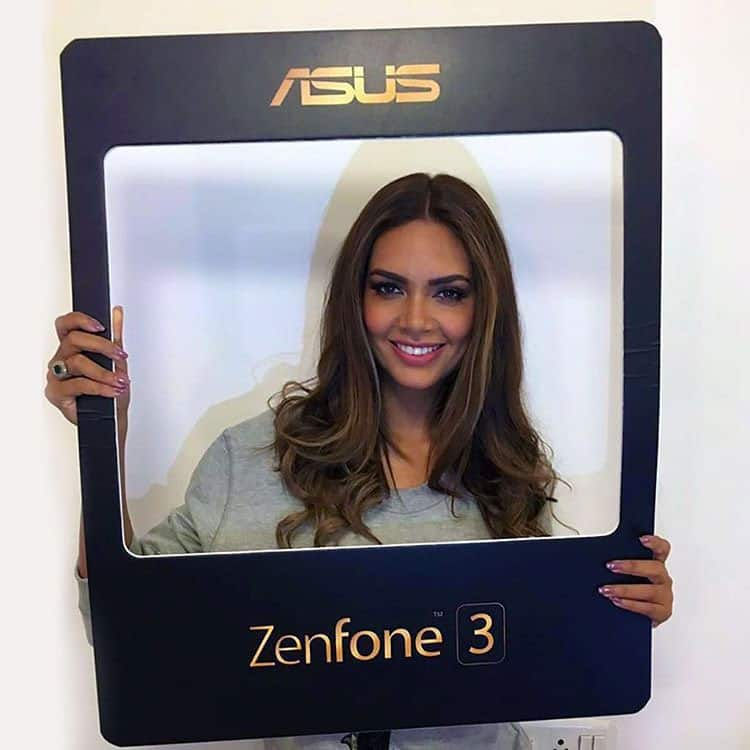 Esha Gupta:- The most awaited phone of the year with 4K recording in shimmering glass n metal body is coming soon to India